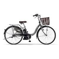 【自転車】《ヤマハ》20年モデル 電動アシスト自転車 PAS Cheer パス チア 26インチ ミラーシルバー