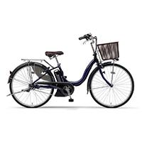 【自転車】《ヤマハ》20年モデル 電動アシスト自転車 PAS Cheer パス チア 26インチ ノーブルネイビー