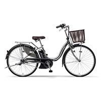 【自転車】《ヤマハ》20年モデル 電動アシスト自転車 PAS Cheer パス チア 24インチ ミラーシルバー