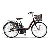 【自転車】《ヤマハ》20年モデル 電動アシスト自転車 PAS Cheer パス チア 24インチ カカオ