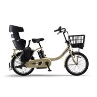 【自転車】《ヤマハ》20年モデル 電動アシスト自転車 PAS Babby un パス バビー アン スーパー リヤチャイルドシート標準装備 20インチ