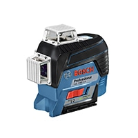 BOSCH レーザー墨出し器GLL3-80CG