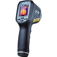 ▲FLIR サーマルイメージ放射温度計