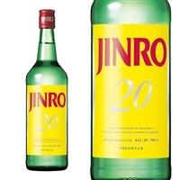 JINRO 20度 700ml【別送品】