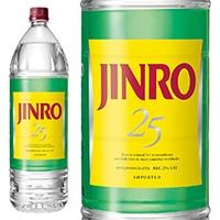 JINRO 25度 1800ml【別送品】
