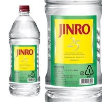 JINRO 25度 2.7Lペット【別送品】