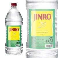 JINRO 20度 2.7Lペット【別送品】