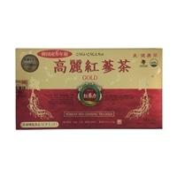高麗貿易 高麗紅参茶ゴールド 30包