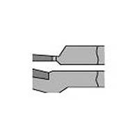 【CAINZ DASH】三和 超硬バイト 21形 25×25×180 P20 P20