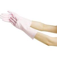 【CAINZ DASH】ショーワ まとめ買い 簡易包装ビニール薄手10双入 Lサイズ ホワイト