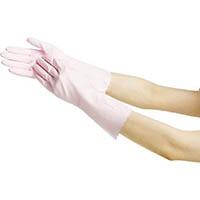 【CAINZ DASH】ショーワ まとめ買い 簡易包装ビニール薄手10双入 Sサイズ ホワイト