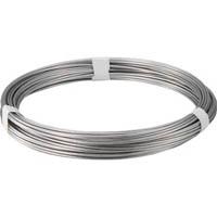 【CAINZ DASH】TRUSCO ステンレス針金 2.6mm 1kg