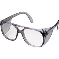 【CAINZ DASH】TRUSCO 二眼型セーフティグラス プラスチックフレームタイプ