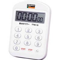 【CAINZ DASH】TRUSCO 防水タイマー 音量切換タイプ