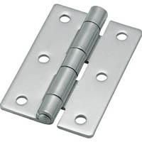 【CAINZ DASH】TRUSCO ステンレス製平型蝶番 全長75mm (1個=1袋)