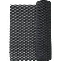 【CAINZ DASH】TRUSCO ノンスリップマット 300X2000mm 黒