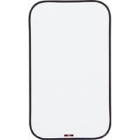 【CAINZ DASH】TRUSCO スチール製ホワイトボード 無地・ミニタイプ 600X350