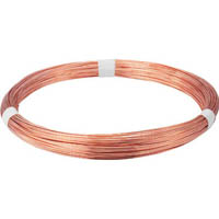 【CAINZ DASH】TRUSCO 銅針金 2.6mm 1kg