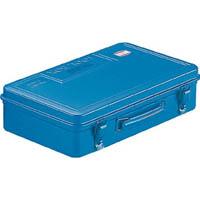【CAINZ DASH】TRUSCO トランク工具箱 418X222X110 ブルー