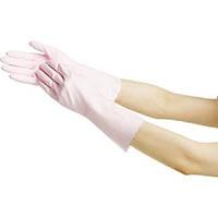【CAINZ DASH】ショーワ まとめ買い 簡易包装ビニール薄手10双入 Mサイズ ホワイト