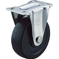 【CAINZ DASH】ユーエイ キャスター固定車 ハードゴム車輪径50
