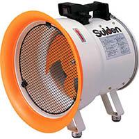 【CAINZ DASH】スイデン 送風機(軸流ファン)ハネ300mm3相200V低騒音省エネ