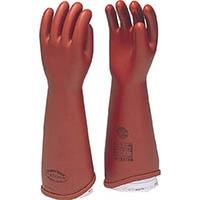 ワタベ 電気用ゴム手袋NU型大 540L