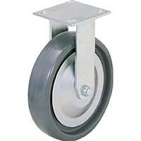 【CAINZ DASH】スガツネ工業 重量用キャスター径127固定SE(200−139−505)