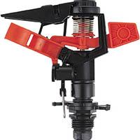 【CAINZ DASH】カクダイ スプリンクラー ノズル口径3.9 散水角度360
