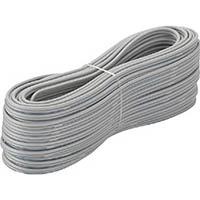 【CAINZ DASH】正和電工 通信用PVC屋内線 TIV−Fコード 20m