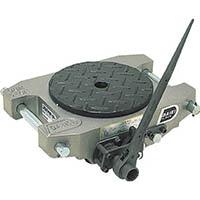 【CAINZ DASH】ダイキ スピードローラーアルミ自走式ウレタン車輪5ton
