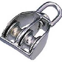 【CAINZ DASH】水本 ステンレス 豆ブロック (1個=1袋)