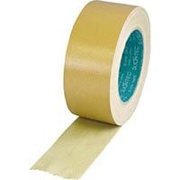 スリオン 養生用布粘着テープ 50mm×25m ブラウン