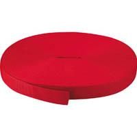 【CAINZ DASH】TRUSCO PPベルト幅30mmX長さ50m 赤