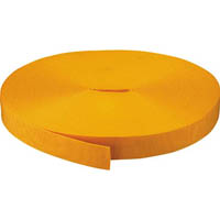 【CAINZ DASH】TRUSCO PPベルト幅30mmX長さ50m 黄