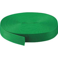 【CAINZ DASH】TRUSCO PPベルト幅40mmX長さ50m 緑