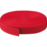 【CAINZ DASH】TRUSCO PPベルト幅40mmX長さ50m 赤