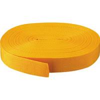 【CAINZ DASH】TRUSCO PPベルト幅40mmX長さ50m 黄