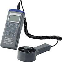 【CAINZ DASH】カスタム デジタル温・湿・風速計