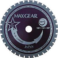 【CAINZ DASH】チップソージャパン マックスギア鉄鋼用310