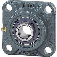【CAINZ DASH】NTN G ベアリングユニット(止めねじ式)軸径70mm全長193mm全高193mm
