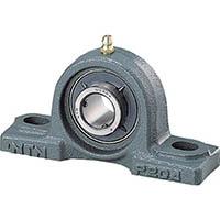 【CAINZ DASH】NTN G ベアリングユニット(止めねじ式) 軸径70mm 中心高さ79.4mm