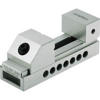 【CAINZ DASH】TRUSCO 精密バイスAタイプ 50mm 浮き上がり防止構造タイプ