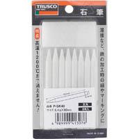 【CAINZ DASH】TRUSCO 石筆パック入 両切