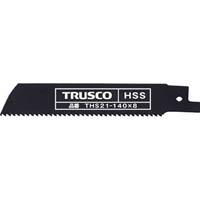 【CAINZ DASH】TRUSCO セーバーソーブレード 鉄工用 厚のこ刃 140mmX8山