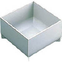 TRUSCO 樹脂BOX Cサイズ 100X100X55 PTC1