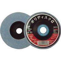 【CAINZ DASH】TRUSCO ポリディスクα Φ100 艶出し研磨用 5個入