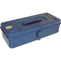 TRUSCO トランク工具箱 359X163X102.0 ブルー T350