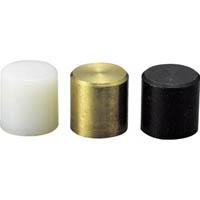 【CAINZ DASH】TRUSCO 中ハンマー用 替ヘッド 鉄・真鍮・ナイロン 各1個入