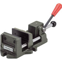 【CAINZ DASH】TRUSCO クイックグリップバイス F型 75mm
